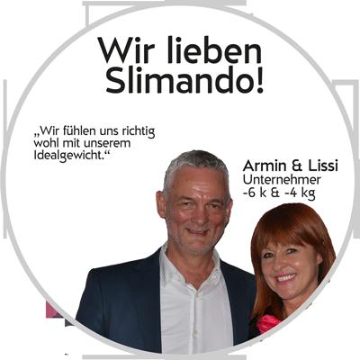 Wir lieben Slimando! Idealgewicht