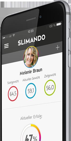 Slimando iPhone App