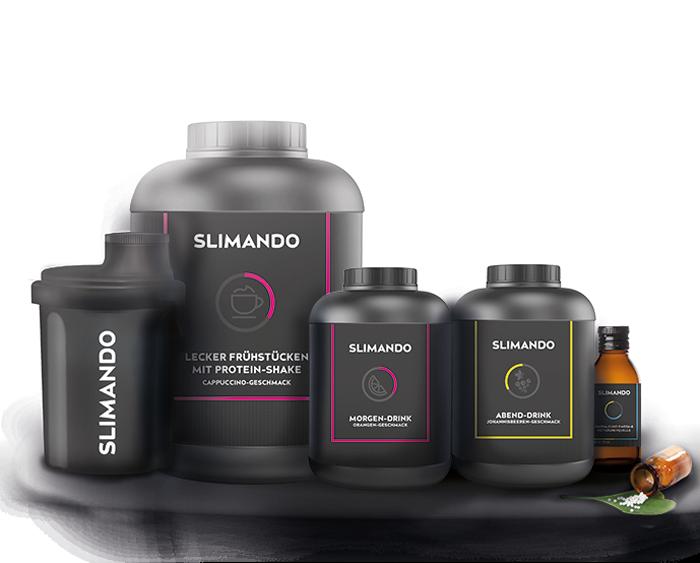 vagere Stoffwechselkur Slimano - vegan abnehmen